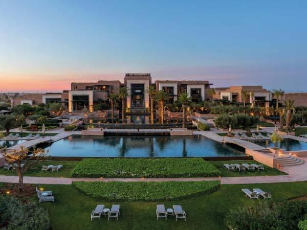 Fairmont Royal Palm Marrakech - beste hotels marrakech