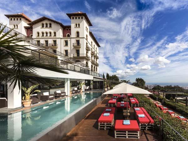 Gran Hotel La Florida G.L Monumento, Barcelona - beste boutique hotels barcelona