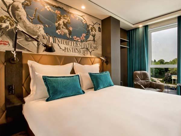 Hotel One Paris, Parijs - betaalbare hotels parijs