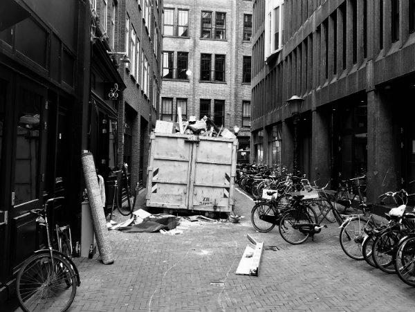 graphite amsterdam