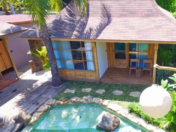 Kunu Villas, Gili Trawangan - beste boutique hotels Gili eilanden