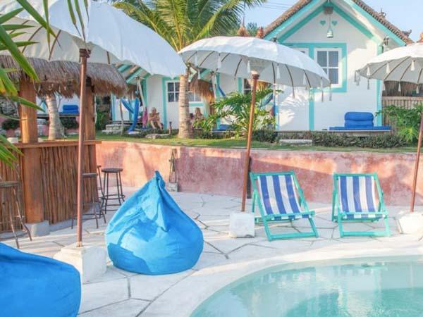 Le Pirate Beach Club, Nusa Ceningan - Beste boutique hotels nusa eilanden