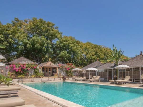 Les Villas Ottalia, Gili Meno -beste boutique hotels gili eilanden