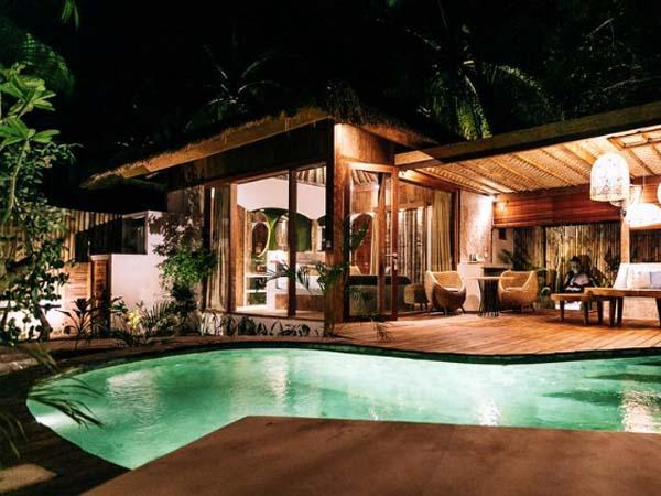 Major Private Villas, Gili Trawangan - Beste boutique hotels Gili eilanden