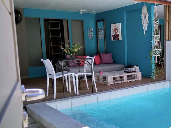 Meno Suites, GIli Meno - Beste Boutique hotels gili eilanden