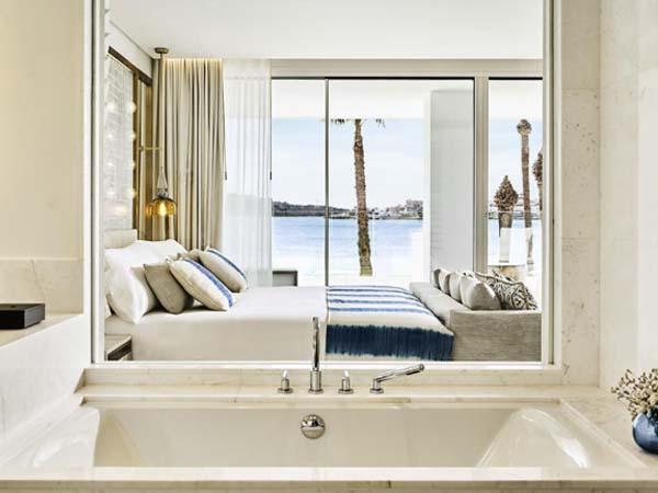 Nobu Hotel Ibiza Bay, Ibiza - beste boutique hotels ibiza