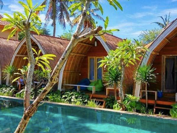 Paradesa Villa , Gili Trawangan - beste boutique hotels gili eilanden