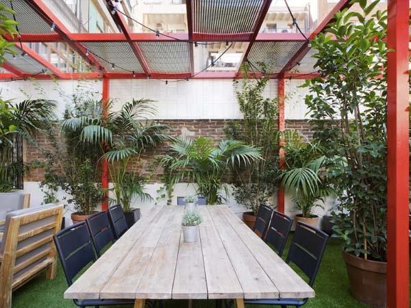 Praktik Garden, Barcelona - beste boutique hotels barcelona