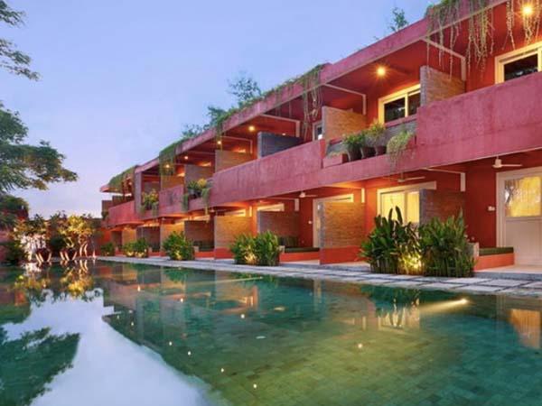 Pink Coco, Gili Trawangan - beste boutique hotels gili eilanden