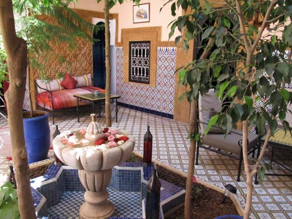 MOOISTE RIADS IN MARRAKECH