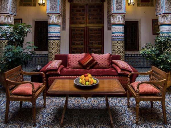 riad palais sebban, Mooiste riads Marrakech