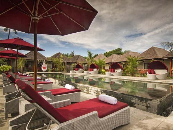 Samanta Village, Gili Air - Beste boetiekhotels Gili eilanden
