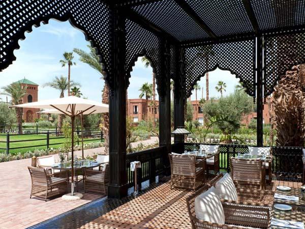 Selman Marrakech - Beste hotels Marrakech