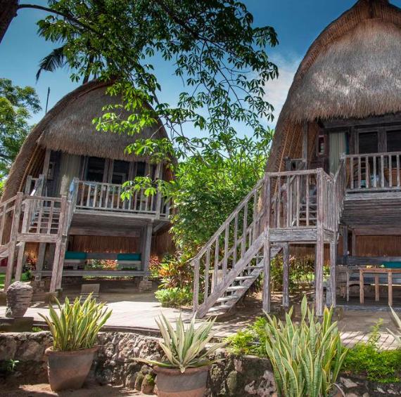 Hai Tide Beach Resort, Nusa Lembongan - beste boutique hotels nusa eilanden