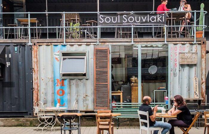 Soul Souvlaki Johannesburg
