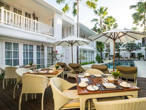The Colony Hotel, Seminyak - beste boutique hotels seminyak