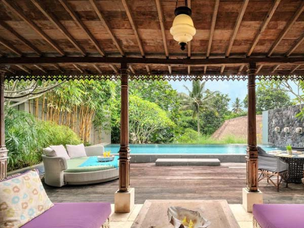 The Purist Villas en Spa Ubud - beste boutique hotels ubud