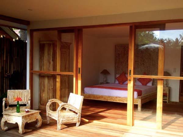 United Colors Of Gili Meno, Gili Meno - Beste Boutique Hotels Gili eilanden