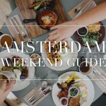 amsterdam weekend guide 20 21 22 juli