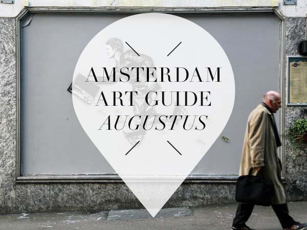 amsterdam art guide augustus pointer