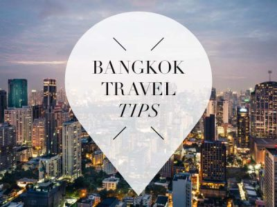 bangkok travel tips pointer