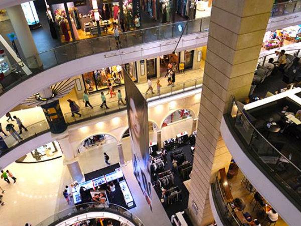 bangkok travel tips shopping mall