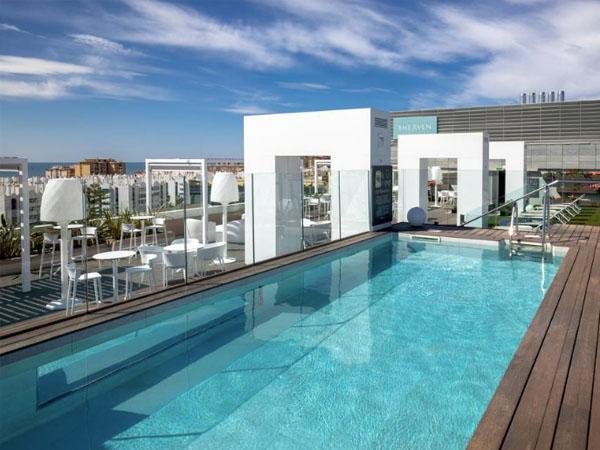 Barceló, Malaga - beste boutiqu hotels malaga