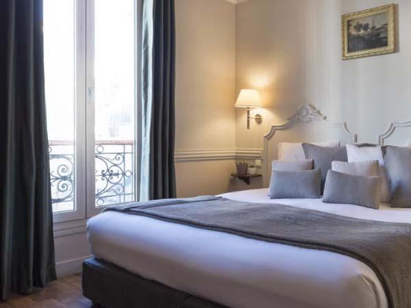Hôtel De La Porte Dorée, Parijs - betaalbare hotels parijs