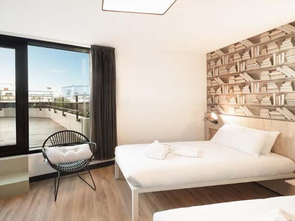 Generator Paris, Parijs - betaalbare hotels parijs