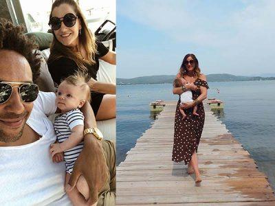 Griekenland met baby