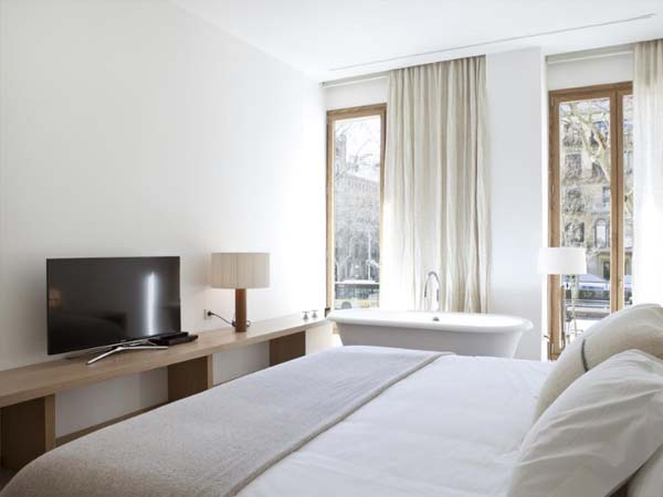 Hotel Margot House, Barcelona - beste boutique hotels barcelona