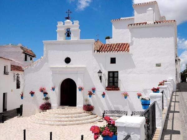La Casa de La Iglesia, Malaga - beste boutique hotels malaga