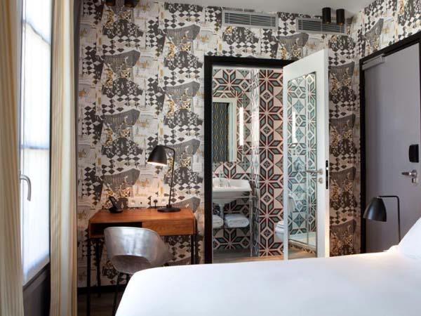 Hotel L'Aintoine, Parijs - betaalbare hotels parijs