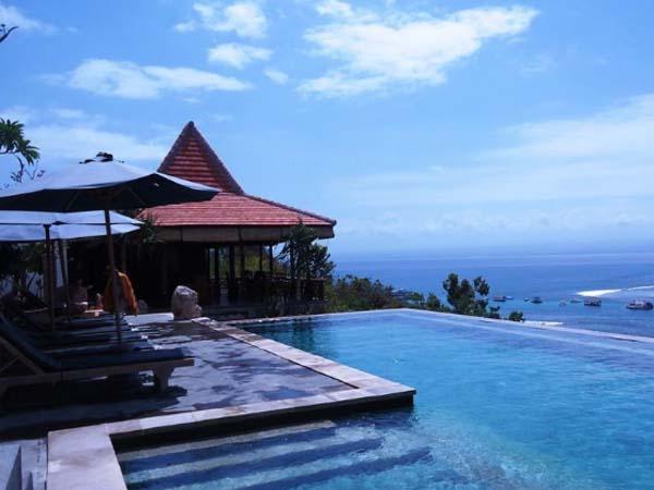 Lembongan Cliff Villas, Nusa Lembongan, beste boutique hotels nusa eilanden