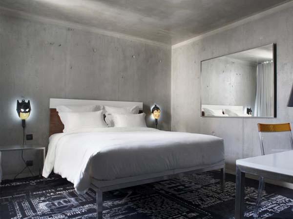 © Mama Shelter, Parijs - betaalbare hotels parijs