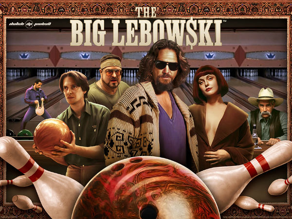 netflix series films the big lebowski