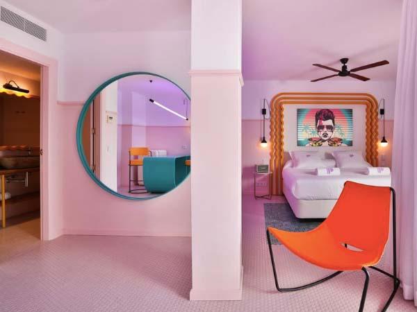 Paradiso Art Hotel, Ibiza - beste boutique hotels ibiza
