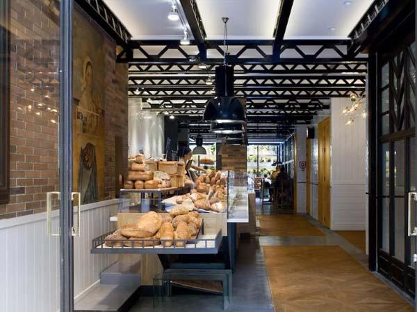 Praktik Bakery, Barcelona - beste boutique hotels barcelona