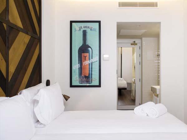 Praktik Vinotaca, Barcelona - beste boutique hotels barcelona
