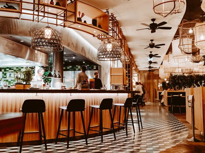 restaurants oost