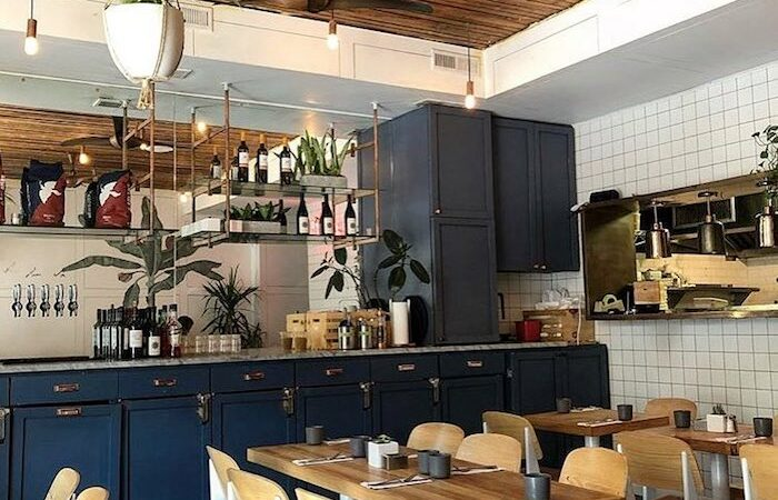 Ruby S Cafe New York Usa Your Little Black Book