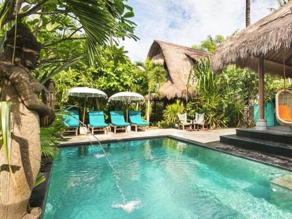 Tigerlillys, Nusa Lembongan - Beste boutique hotels nusa eilanden