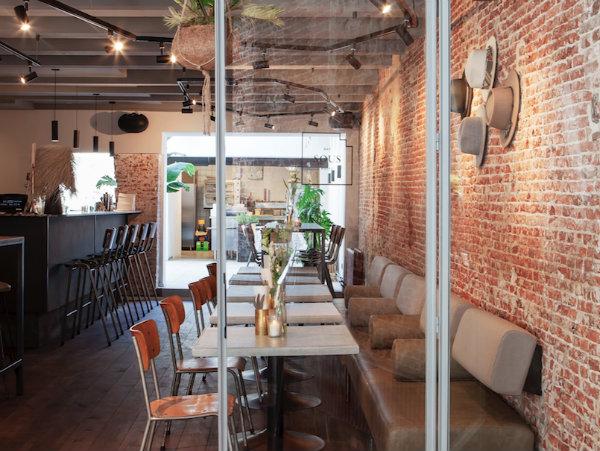 9 x nieuwe restaurants in amsterdam augustus your for Nieuwe restaurants amsterdam