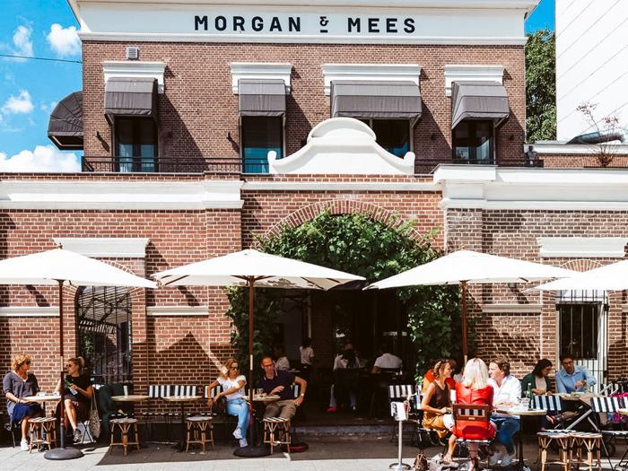 Morgan & Mees