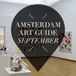 amsterdam art guide expo september pointer