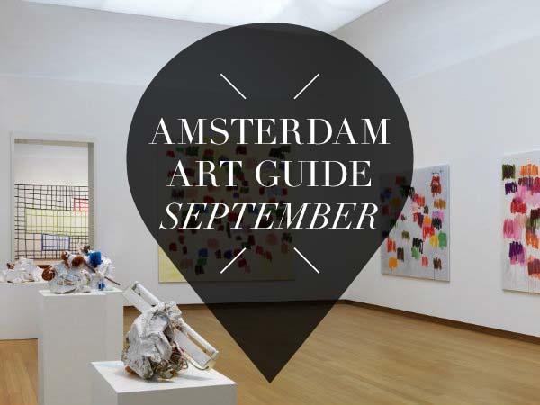 amsterdam art guide expo september pointer