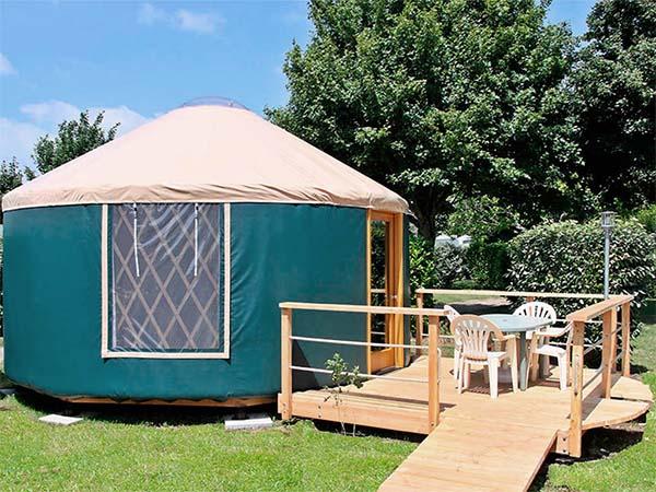 Camping L'Océan Breton