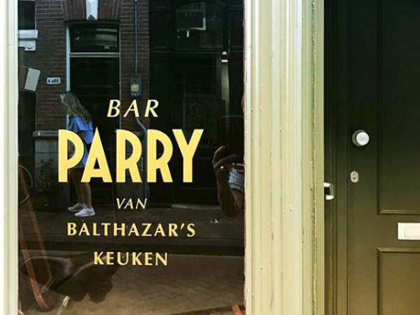 bar parry Amsterdam