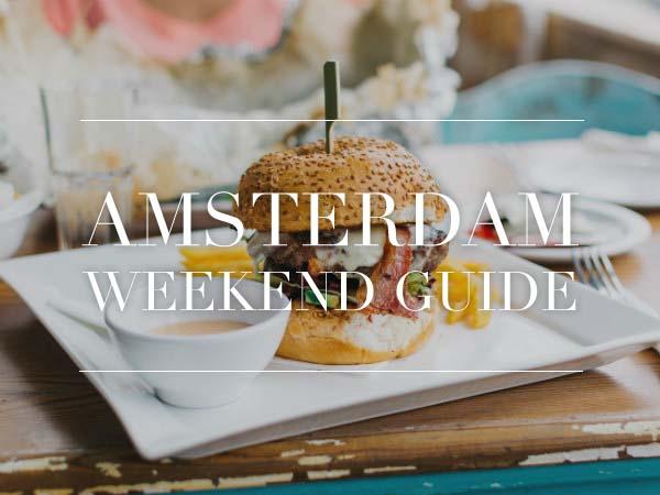 amsterdam weekend guide september