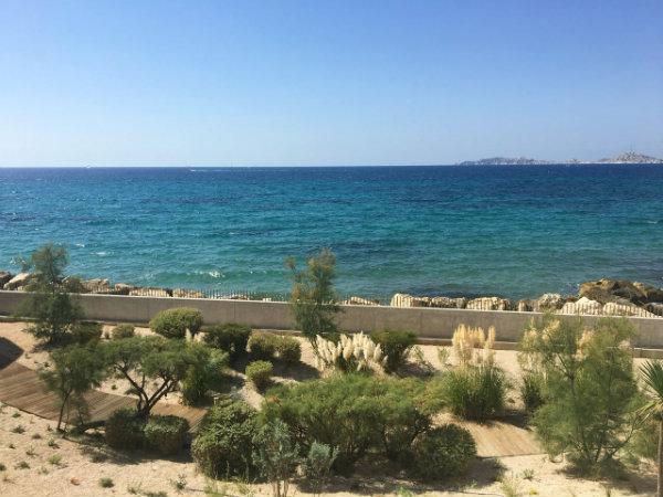 Hotel nhow marseille sea view